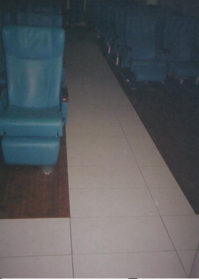 Τοποθέτηση βινιλιακών- κεραμικών πλακιδίων