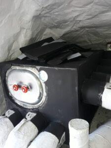 Sound insulation ventilation manifolds