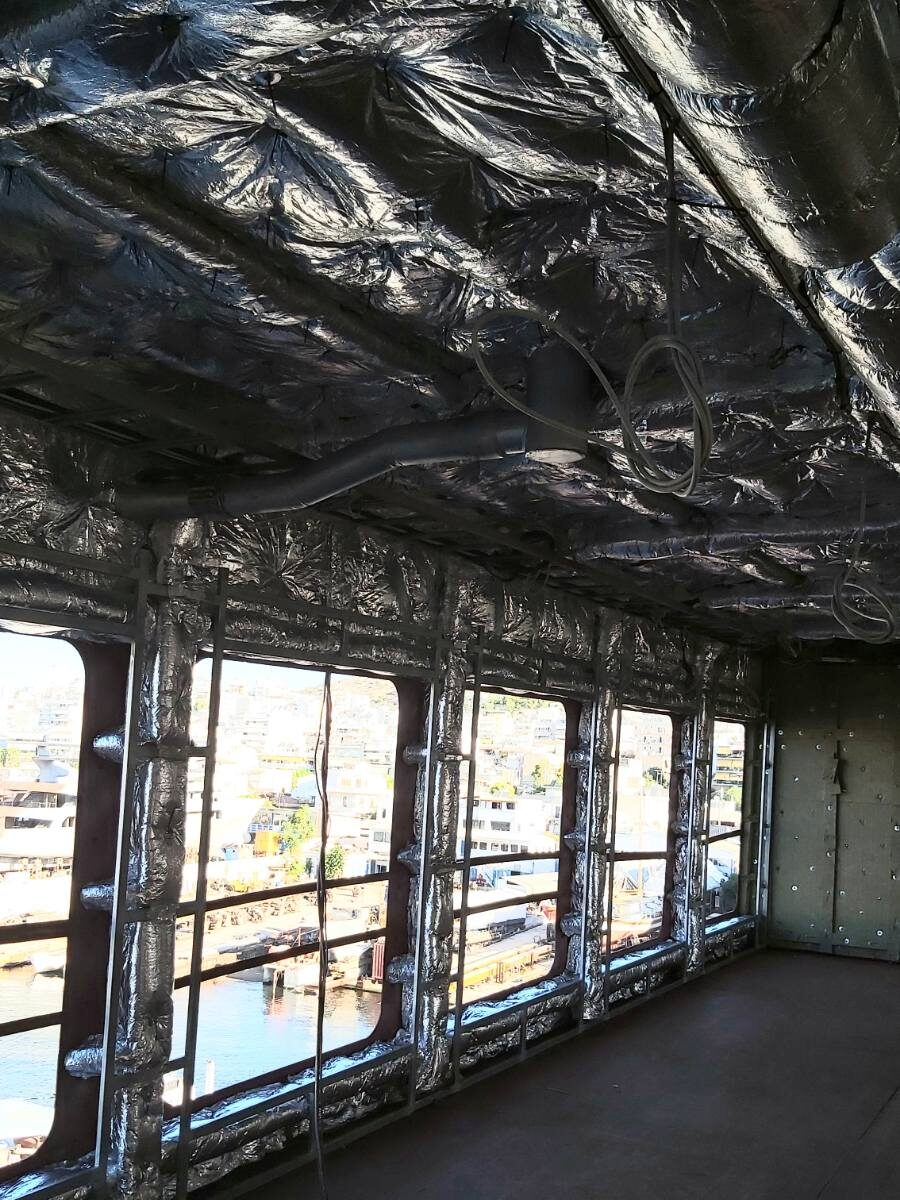 Fire Safety Insulation