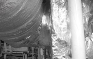 EXHAUST PIPE INSULATION