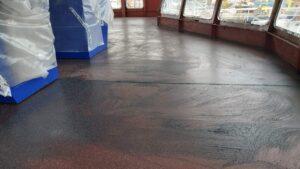 Cement underlay